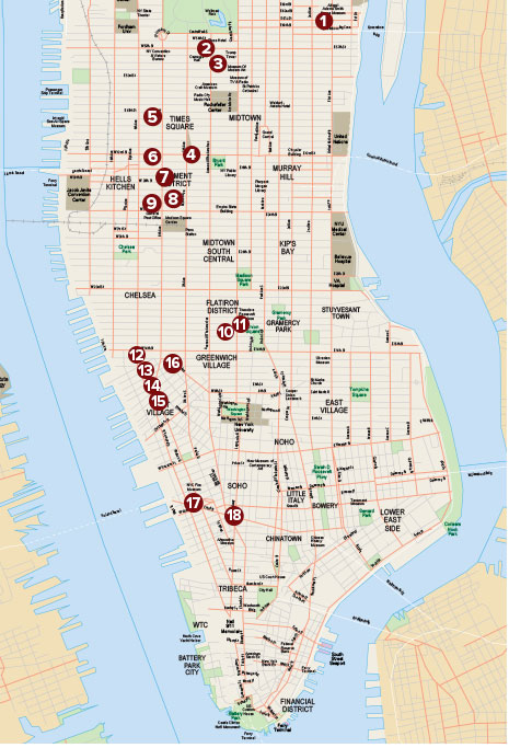 manhattan properties